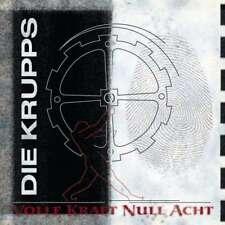 La Krupps massima forza zero otto CD DIGIPACK 2009