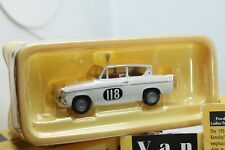 VANGUARDS * FORD ANGLIA 105 E * 1959 RAC RALLY  * OVP * 1:43