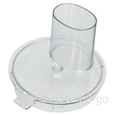 KENWOOD FP120 FP126 FP190 FP196 Food Processor Mixer Clear Plastic Chute Lid