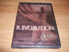 Strategic World Impact The Revolution Jesus Christ Christians DVD NEW Rare