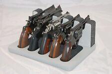Pistol 5 Gun Rack Stand 504 Gray Cabinet Safe