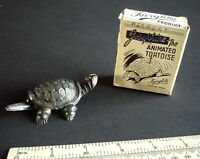1940s/50s Fairylite Novelty. Animated Plastic Tortoise. Empire Made. Boxed