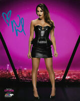 WWE NIKKI BELLA HAND SIGNED AUTOGRAPHED 8X10 PHOTOFILE PHOTO WITH COA NB2