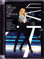 Kylie Minogue - Body Language - Live - DVD