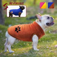 Small Dog Coats for Winter Pet Clothes Medium Fleece Jackets Apparel Schnauzer