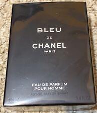 Chanel BLEU DE CHANEL Eau de Parfum 3.4oz  Made in France