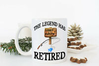 Gifts For Fishermen Funny Fishing Mug Retirement Gift For Men Fishing Retirement