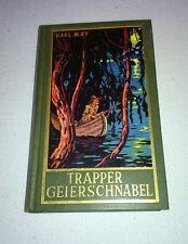 Karl May Verlag Bamberg -Band 54 Trapper Geierschnabel -1952 - 149 Tausend