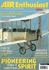 AIR ENTHUSIAST MAR-APR 03: IRAQ v IRAN/ HENSCHEL HS.126/ SUPER SAETA/ MOHAVE