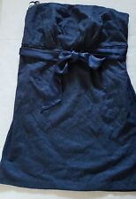 Tevolio Cocktail Evening Women's Dress Prom Bridesmaid Strapless Size 24W Plus