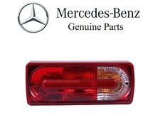 NEW Mercedes-Benz G550 G55 G500 Passenger Right Tail Light Assembly Genuine