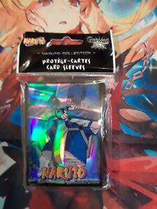 Naruto CCG Revenge and Rebirth (sasuke) Card sleeves,card game booster sleeves