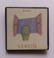 "GENESIS DUKE ORIGINAL 1980  2"" VTG ALBUM PROMO BADGE/PIN"