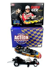 Nascar ACTION 1:24 John Force Castrol GTX Elvis 1998 Ford Mustang Funny Car