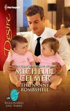 The Nanny Bombshell (Harlequin Desire), Michelle Celmer, 0373731469, Book, Accep