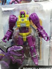 Transformer Power of Primes Cindersaur Hasboro New
