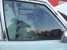 1977 FLEETWOOD RIGHT FRONT DOOR WINDOW GLASS OEM USED DEVILLE LESABRE OLDS 88 98