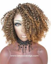 Marcella kinky curl hair kinky curly 3c wig full cap natural hair wig curly hair
