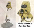 1/6 scale  Chemical/ Biological helmet as beer tap