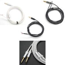Cord Headphone cable HIFI DIY Earphone Audio Headphone Cable Repair Useful