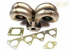 T3 Turbo Conversion Stainless Steel Race Spec Manifold For Honda Civic B16 B18