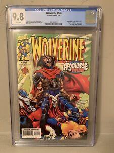 Marvel Wolverine #146 CGC 9.8 NM/M Apocalypse: The Twelve