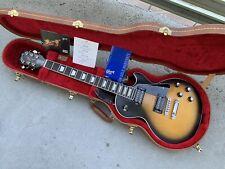 +++ Gibson Les Paul Classic Player Plus 2018 USA !!! original Koffer !!!Nice +++
