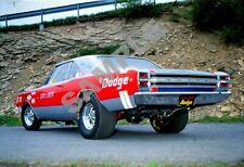"""Dandy Dick"" Landy's 68 Hemi Dart Dragster Drag Racing 13x19 Poster Photo #6"