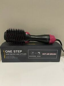 One Step Hair Dryer & Styler