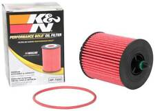 K&N HIGH FLOW CARTRIDGE OIL FILTER FOR HOLDEN MALIBU EM LE9 2.4L I4