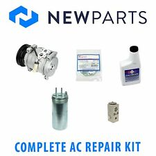Dodge Neon 2002 Complete AC A/C Repair Kit with New Compressor & Clutch