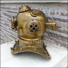 Antique Scuba Mini US Navy Mark V Halloween/Christmas Gift Diving Helmet