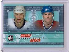 KIRK MULLER 11/12 ITG Forever Rivals Double Agents #DAG-07 Insert Hockey Card