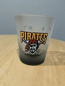 Pittsburgh Pirates 2007 Frosted Shot Glass Single
