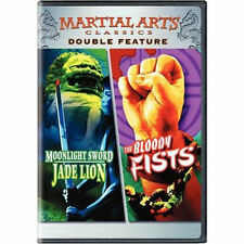 NEW - Moonlight Sword Jade Lion/Bloody Fist (DVD, 2006)