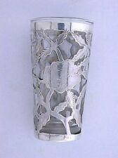 VINTAGE STERLING SILVER SHOT GLASS 1960's ebs5291
