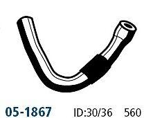 GATE CHRYSLER JEEP Grand Cherokee ZG 4.0L 96-99 Upper Hose 05-1867
