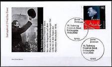 BRD 2000: Friedrich Ebert! FDC der Nr. 2101 mit Berliner Sonderstempeln! 1602