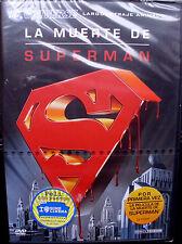 LA MUERTE DE SUPERMAN (LARGOMETRAJE ANIMADO DC) - DVD - NUEVO - MUCHOCHISME