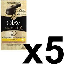 Olay Total Effects 7 in One CC Cream Day Spf15 Fair to Medium 50ml