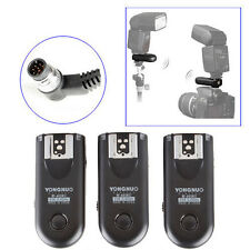3pcs Yongnuo RF-603 II Wireless Remote Flash Trigger for Nikon D90 D5000 D7000