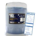 Mannol Kühlerfrostschutz Kühlmittel AG11 blau bis -40° Frostschutz 20L MN4011-20