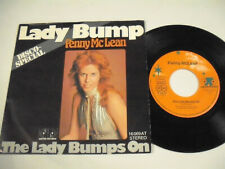 "PENNY McLEAN - Lady Bump - 7"""