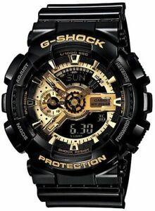 Casio G-Shock GA-110GB Black & Gold Special Edition Watch