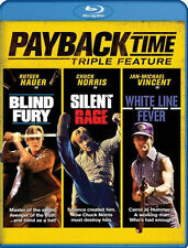 PAYBACK TIME: TRIPLE FEATURE (Chuck Norris) - BLU RAY - Region A