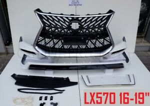 Super Sport Look Body Kit for Lexus LX570 2016-2019 PAINTED