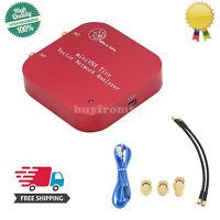 Vector Network Analyzer VHF/UHF/NFC RF Signal Generator miniVNA Tiny Plus2 b-top