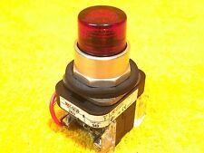 Neu Allen Bradley 800t-qt20 800t-qt20r Rot Beleuchtet Drucktaste & 800t-xa