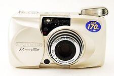 【Exc++++】Olympus mju II 170 VF ZOOM 38-170mm 35mm Film Camera from Japan #2321