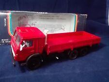 1:43 USSR Soviet ELECON KAMAZ-53212 truck. C204